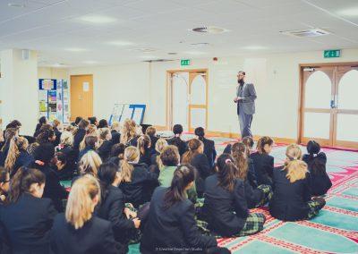 Cheltenham Ladies College visit