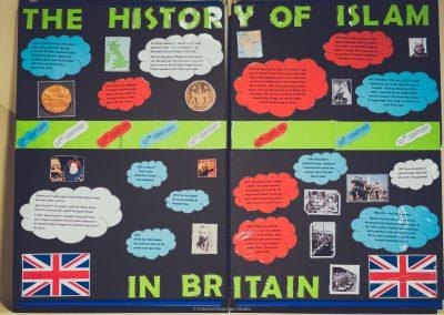 history of islam in Britain